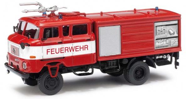 Busch 95242 IFA W50 TLF GMK Feuerwehr
