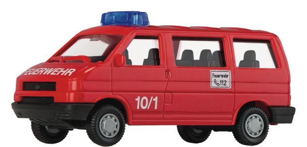 Roco 00943 Volkswagen Bus T4 Feuerwehr - Vorschau 1
