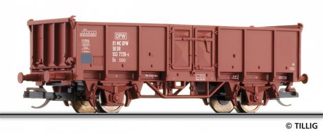 Tillig 17242 Offener Güterwagen der DR