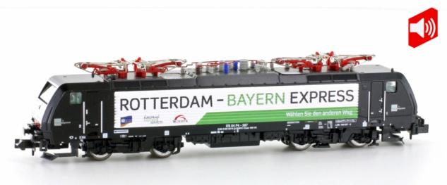 Hobbytrain H2924 Ellok BR 189 RB Express - Vorschau 1