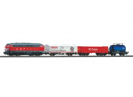 Piko 57154 H0 Start-Set DB Cargo Güterzug