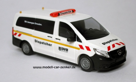 MCZ 03-284 Mercedes Vito DVB Dispatcher