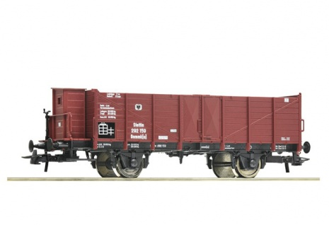 Roco H0 Offener Güterwagen der KPEV