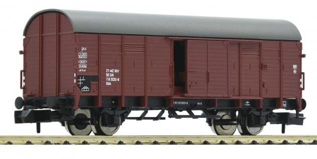 Fleischmann 831407 Gedeckter Güterwagen