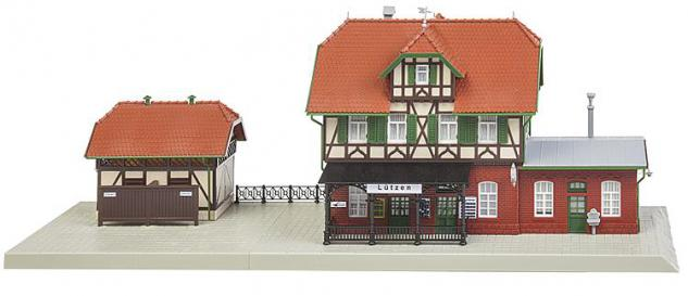 Faller 191701 Bahnhof Lützen