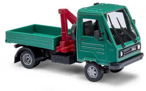 Busch 42221 Multicar mit Pritsche und Kran