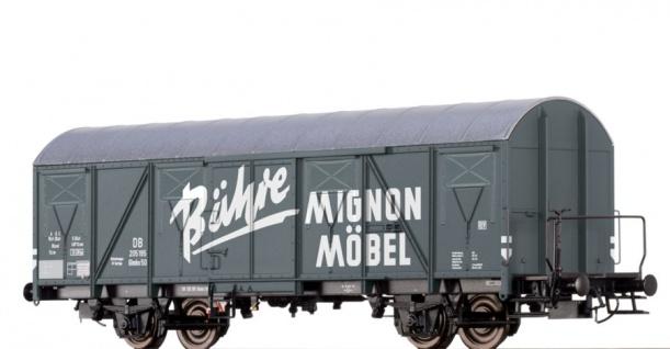 Brawa 67806 Gedeckter Güterwagen Bähre