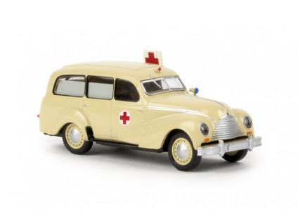Brekina 27353 EMW 340 Kombi Krankenwagen