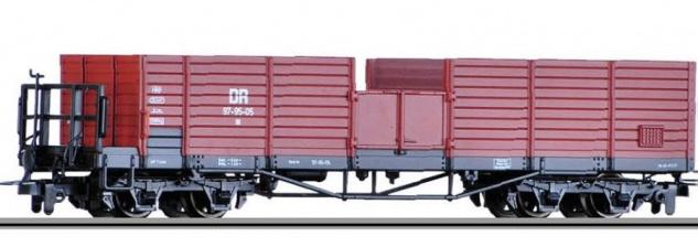 Tillig 05921 H0e Güterwagen der DR