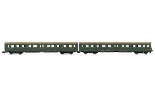 Arnold HN4247 Wagen-Set Lowa E5 der DR