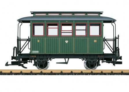 LGB 35096 sächsischer Personenwagen