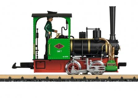 LGB 24141 Feldbahn Dampflokomotive