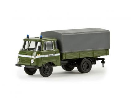 Brekina 30609 Robur Lo2501 Volkspolizei