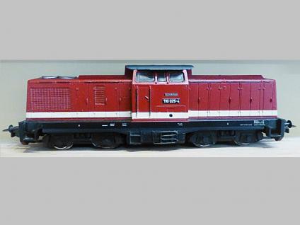 DDR Piko Diesellokomotive BR 110 DR - Vorschau 1