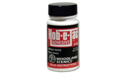 Woodland S195 Hob-e-Tac hin und Weg Kleber