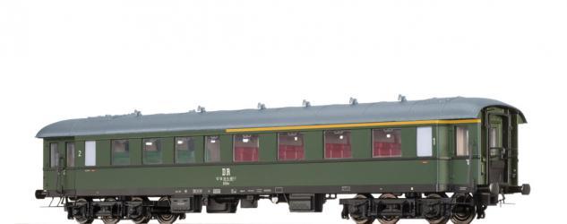 Brawa 46159 Eilzugwagen der DR Gruppe 36
