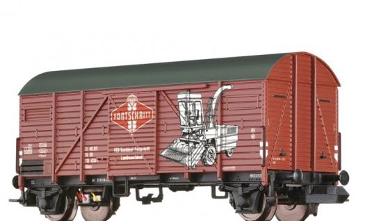 Brawa 67320 Güterwagen Gmhs Fortschritt