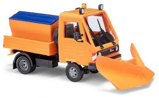 Busch 42222 Multicar mit Spitzpflug