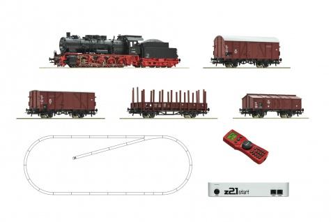 Roco 51318 Digital Startset Z21 Güterzug
