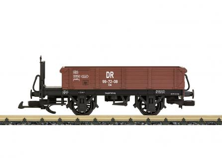 LGB 40551 Niederbordwagen der DR