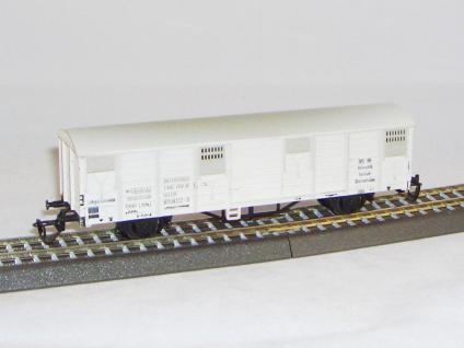 BTTB 4153 Kühlwagen Interfrigo der DR