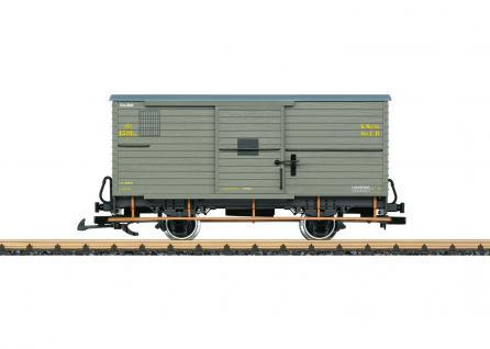 LGB 40269 Sächsischer Güterwagen 1531K