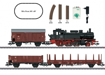 Trix 21532 Startpackung Güterzug der DR