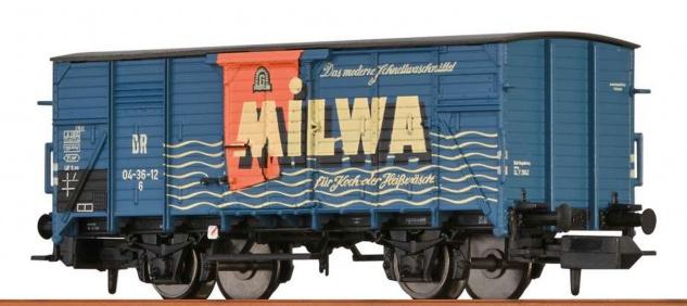 Brawa 67487 Güterwagen Milwa