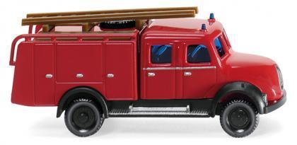 Wiking 096139 Feuerwehr Magirus TLF16
