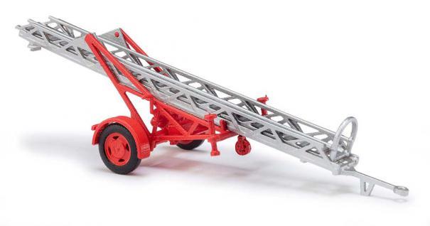 Busch 8714 Feuerwehr Anhängeleiter AL12