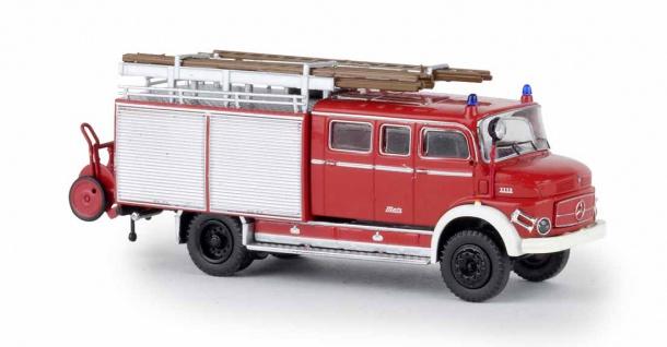 Brekina 47131 MB LAF 1113 LF16 Feuerwehr