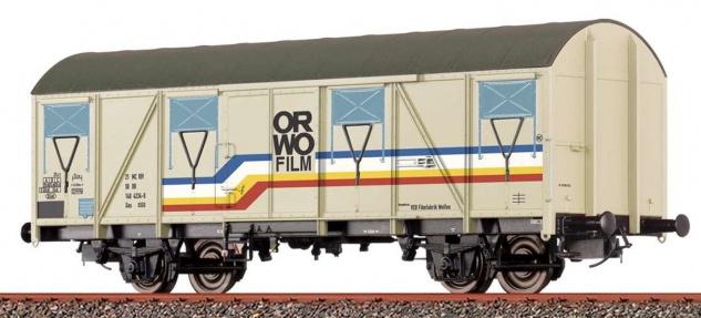Brawa 47293 Gedeckter Güterwagen ORWO