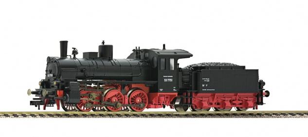 Fleischmann 412401 Dampflok BR 53.3 DB