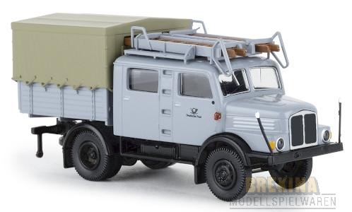 Brekina 71750 IFA S 4000-1 Bautruppwagen