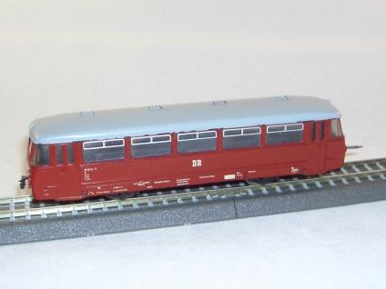 BTTB 2812 Beiwagen für LVT 171 der DR