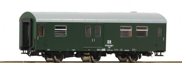 Roco 74455 Reko-Gepäckwagen der DR - Vorschau 1