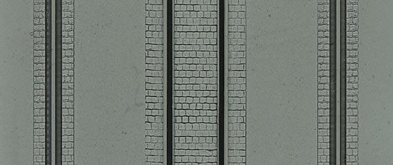 Kibri 34127 Straßenplatte für Portalkran