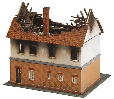 Faller 130429 Brandruine Gasthaus - Vorschau 2