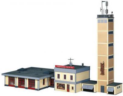 Faller 130989 Moderne Feuerwache - Vorschau 3