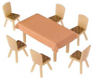 Faller 180442 Tische und Stühle