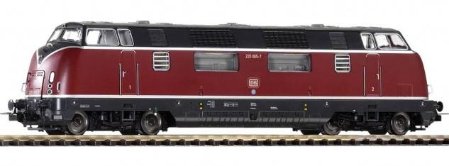 Piko 59706 Diesellok BR 220 große Klappe