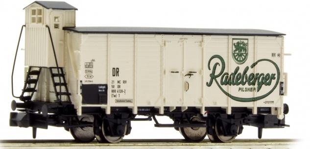 Brawa 67481 Güterwagen Radeberger