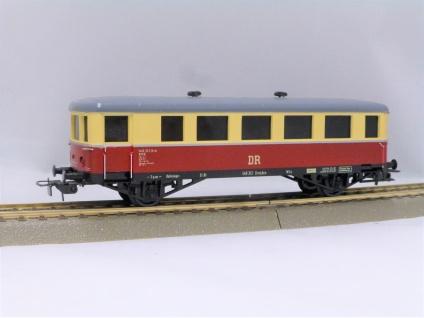 Ddr Piko 5/6100 Triebwagen Vt 135 Dr - Vorschau 3