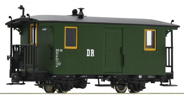 Roco 34048 H0e Gepäckwagen der DR
