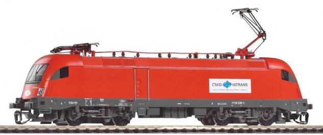 Piko 47433 Ellok Taurus CSKD Intrans - Vorschau 1