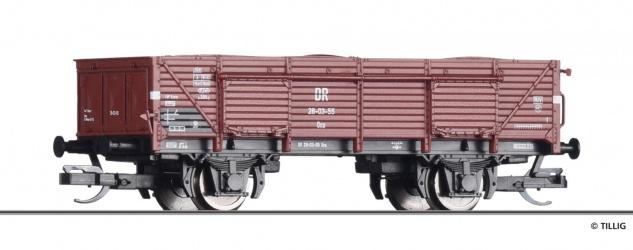 Tillig 17621 Offener Güterwagen Ocu der DR