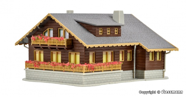 Vollmer 47745 N Alpenhaus Chalet