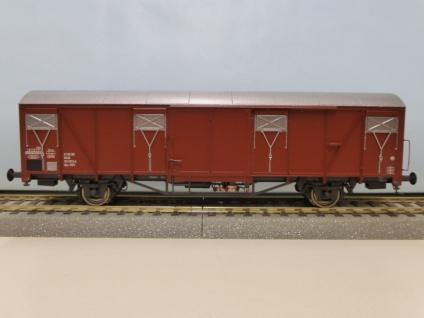 Exact Train EX20410 Güterwagen Gbs der DR
