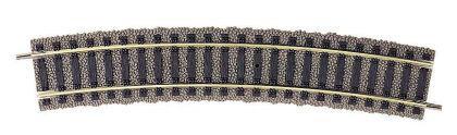 Fleischmann 6133 gebogenes Gleis R4 18 Grad