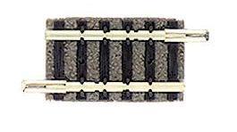 Fleischmann 9104 gerades Gleis 27, 75mm
